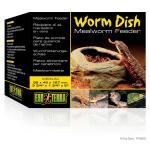 Exo Terra Worm Dish Mealworm Feeder, PT2816