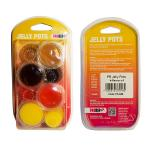 Pro Rep Jelly Pots, 17g Mix 4-flavours 8-pk Blister