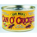 Zoo Med Can O' Crickets 34g, ZM-41