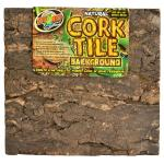 Zoo Med Cork Tile Background 30x30cm, NCB-1