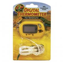 Zoo Med Digital Terrarium Thermometer, TH-24