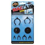 Zoo Med MagClip Magnetic Suction Cups, MS-1