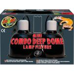 Zoo Med Mini Deep Dome COMBO 2-pack, LF-19