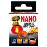 Zoo Med Nano Infrared Heat Lamp 40W, RS-40NE