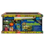 Zoo Med Reptihabitat 40 Gallon Turtle Kit