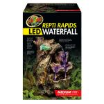 Zoo Med ReptiRap.LED Waterfall Med Wood RR-24