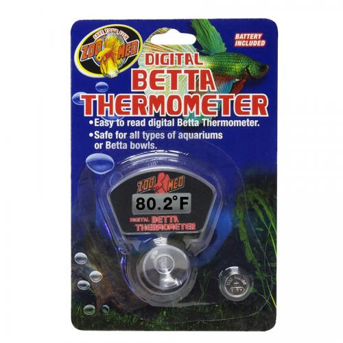 Zoo Med Betta Digital Thermometer Th 29e Czt031 Land