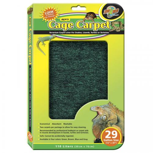 Zoo Med Eco Cage Carpet 29 Gal Cc 29 Szc030 Land Of