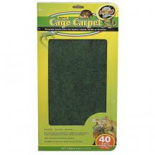 Zoo Med Eco Cage Carpet 40 G Breed Cc 40b Szc040 Land