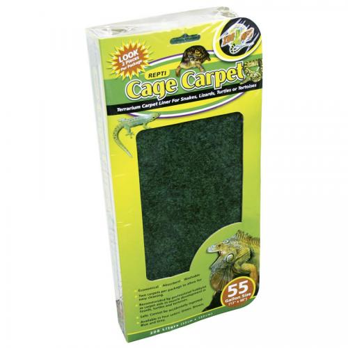 Zoo Med Eco Cage Carpet 55 Gal Cc 55 Szc048 Land Of